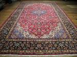 SIL2976 10X16 PERSIAN ISFAHAN OVERSIZE RUG