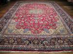 SIL3000 12X16 PERSIAN ISFAHAN OVERSIZE RUG