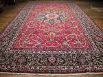 SIL3007 10X16 PERSIAN ISFAHAN OVERSIZE RUG