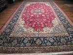 SIL3008 10X18 PERSIAN ISFAHAN OVERSIZE RUG
