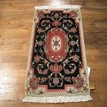 SIL565 2X3 FINE PERSIAN TABRIZ RUG
