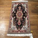 SIL588 2X3 FINE PERSIAN TABRIZ RUG