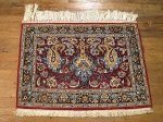 SIL599 2X3 FINE PERSIAN SQUARE ISFAHAN RUG