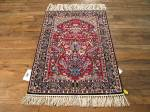 SIL679 2X4 FINE PERSIAN ISFAHAN RUG