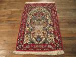 SIL690 2X4 FINE PERSIAN ISFAHAN RUG