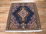 SIL739 2X3 FINE PERSIAN QUOM RUG