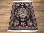SIL747 2X3 FINE PERSIAN QUOM RUG