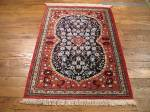 SIL913 2X3 PERSIAN QUOM RUG