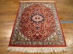 SIL926 2X3 PERSIAN QUOM RUG