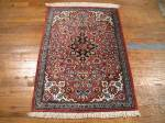 SIL928 2X3 PERSIAN QUOM RUG