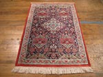 SIL930 2X3 PERSIAN QUOM RUG