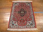 SIL932 2X3 PERSIAN QUOM RUG