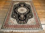 SIL1126 4X6 PURE SILK CHINESE RUG