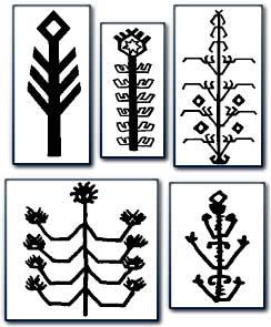 Persian Rug Symbols Oriental Rug Symbols